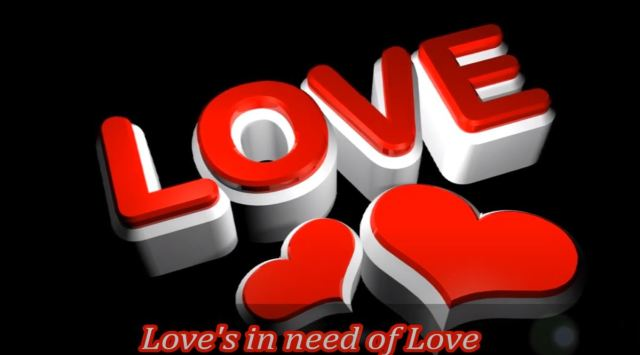 014 Loves In Need Of Love Today