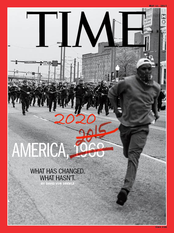 Photo - 2020 Time Magazine - Baltimore-Cover-final