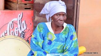 Photo - Nigerian Mother - Real Dear Comedy