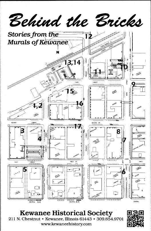 Kewanee Illinois Map.Khsm Map The Kewanee Historical Society