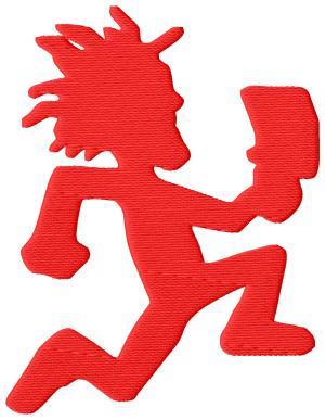 Insane Clown Posse Hatchet Man Embroidery Designs