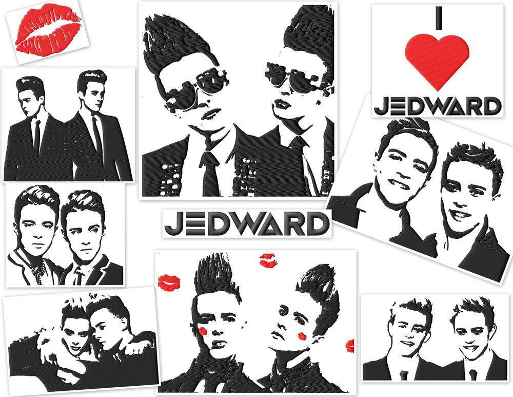 jedward_collage11