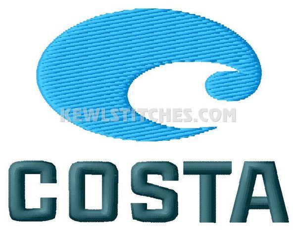 Costa Embroidery Designs #2