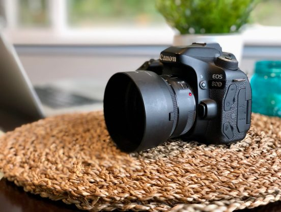 Canon's lowest priced lens doesn't ship with the ES-68 lens hood--which is sad, but may help explain the low price point