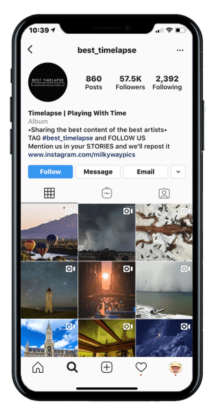"When you make a time-lapse video with a GoPro, you can share it on Instagram and get gobs of ""Likes""!"