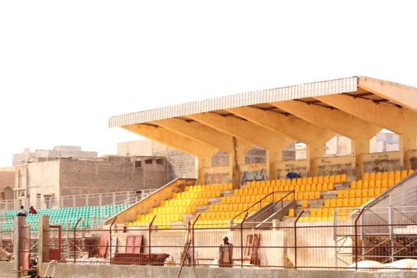 visite stade guediewaye