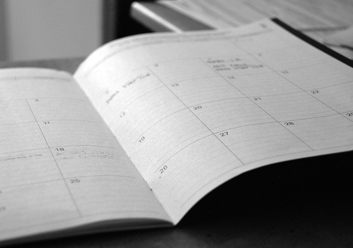 Setting and Creating your New Year's Resolution