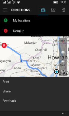 Offline Maps Windows 10 Mobile 3