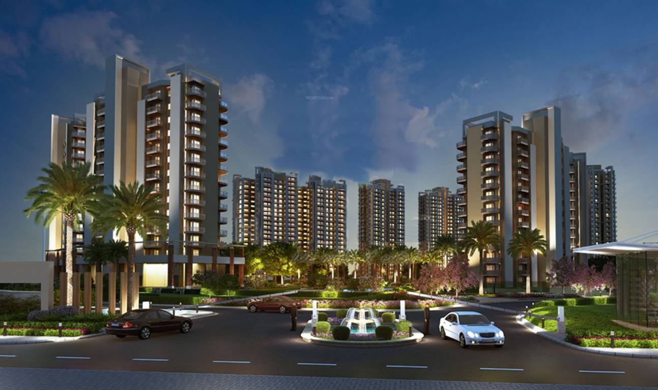Supertech Scarlet Suites Sector 68 | Luxury Apartments In Gurgaon