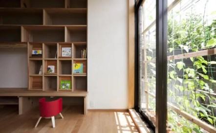 子どもと共に育つ部屋のリビング