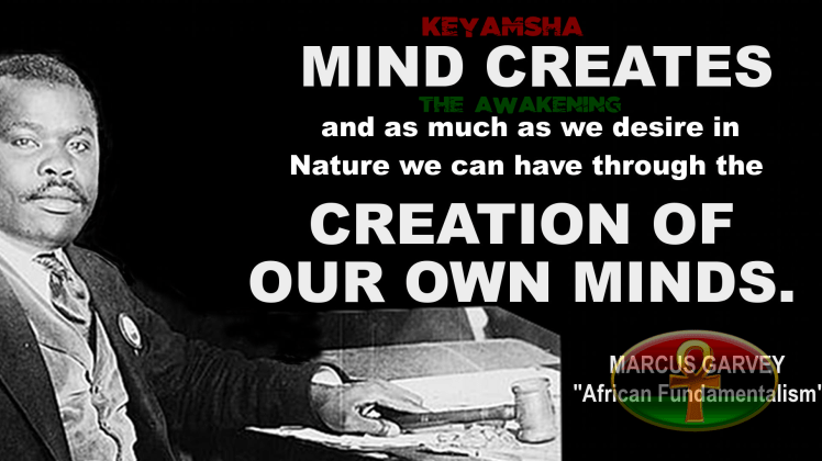 mind creates and as much as we desire in nature we can have through the creation of our own minds