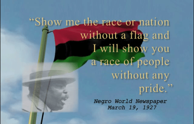 Where is the race or nation without a flag? Do they have any pride?