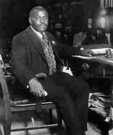 Keep cool by Marcus Garvey