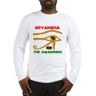 Get your Keyamsha The Awakening Long Sleeve t-shirt for only $22.99 now at Keyamsha the Awakening long sleeve t-shirt