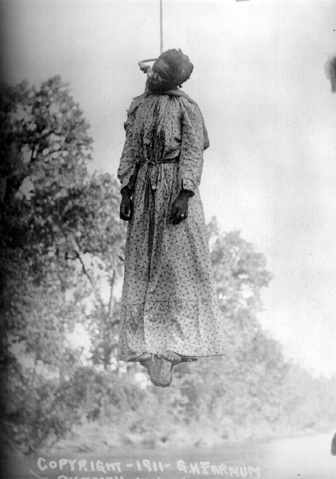 The Laura Nelson Lynching is the only photograph of a Black woman who was lynched in the USA.