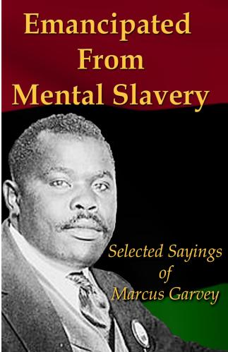 Cover for the book Emancipated from Mental Slavery.