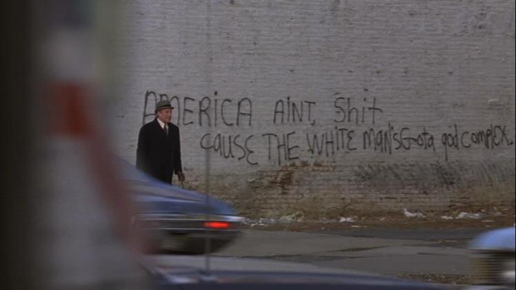 America ain't shit cause the white man's gota god complex