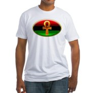 The Shield of Audacious Power is a Red, Black and Green symbol of the power of the Human Spirit. $22.99 Get your Shield of Audacious Power at http://www.cafepress.com/keyamsha