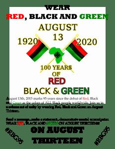 RBG95 flyer