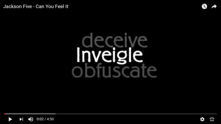 deceive-inveigle-obfuscate