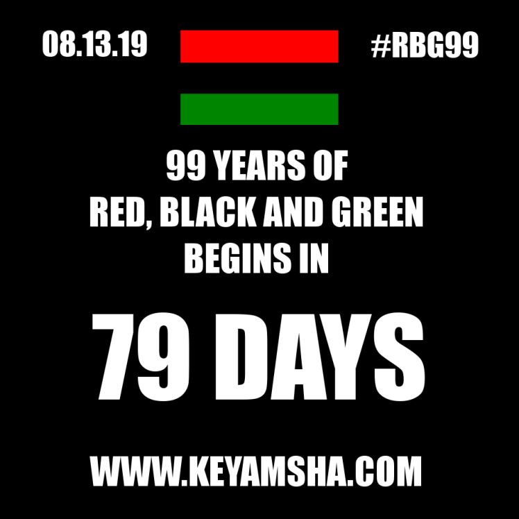 RBG99 79 days countdown