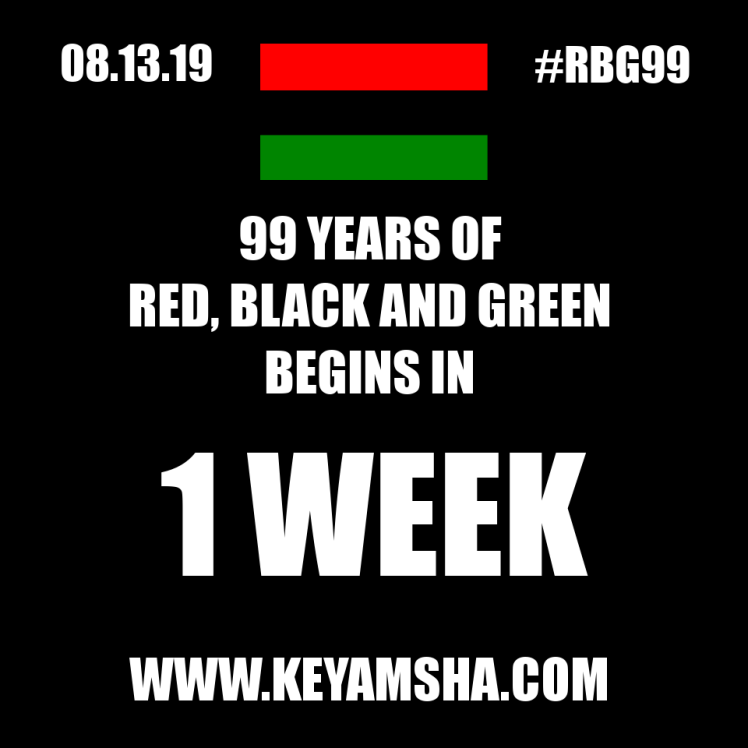 1 week to RBG99