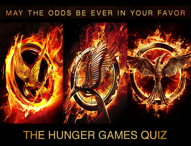 How well do you know The Hunger Games