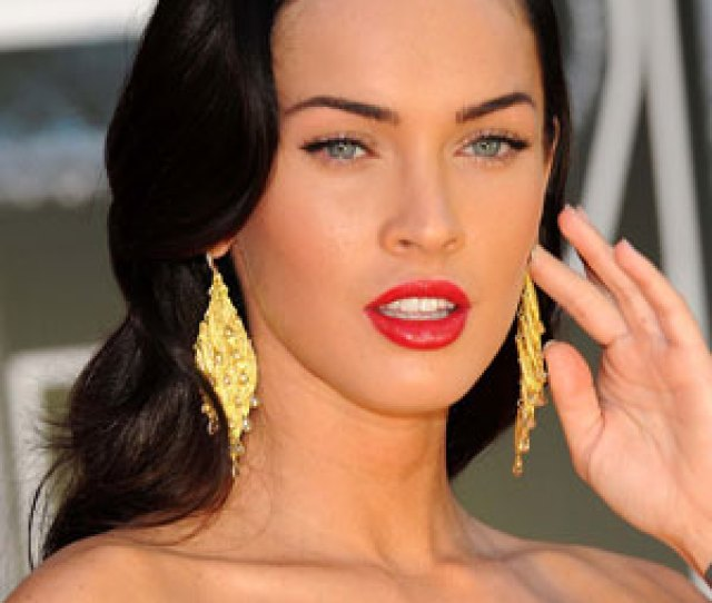 Megan Fox Celebrity Hair Pictures Now Magazine Celebrity Gossip Fashion