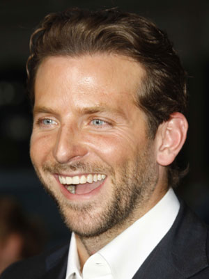 Bradley Cooper Paranoid About Losing His Hair CelebsNow