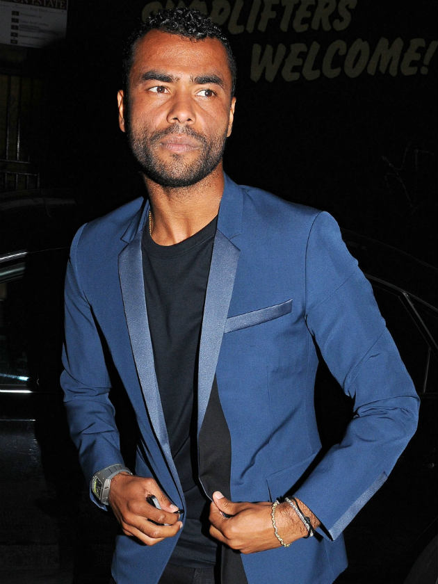 Cheryl S Ex Ashley Cole Expecting A Baby With Italian