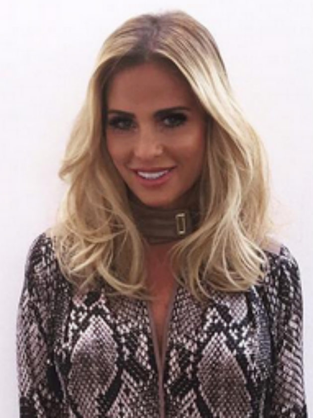WOW MAKEOVER Katie Price Unveils Short Hair And Amazing