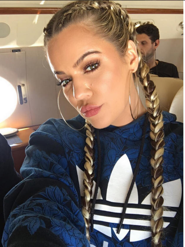 Celebrity Hair Braids See The Best Star Styles Of The