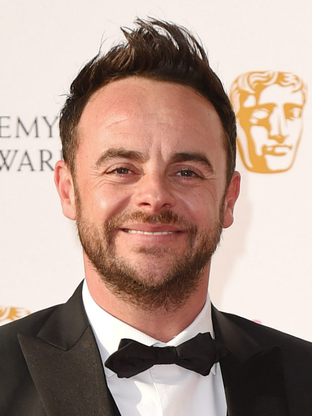 Declan Donnelly Anthony Mcpartlin