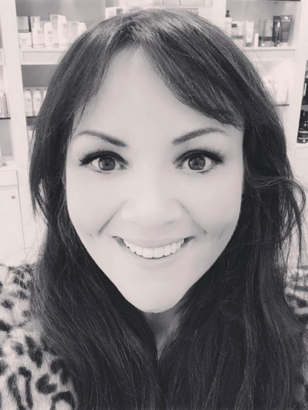 Martine Mccutcheon Shows Weight Loss After Revealing Lyme