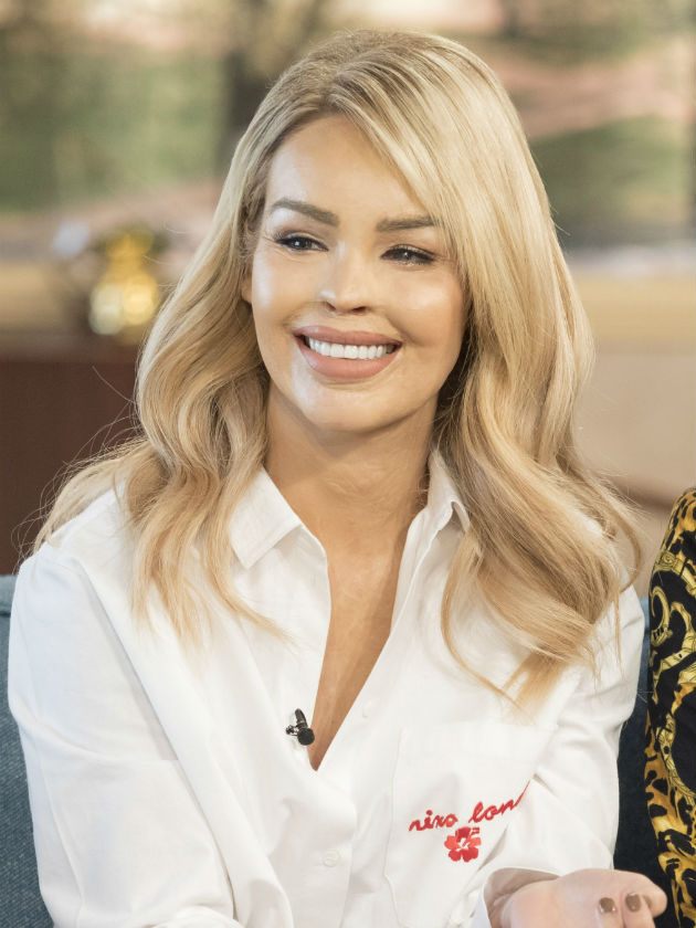 Katie Piper Reveals She S Pregnant With Her Second Baby In