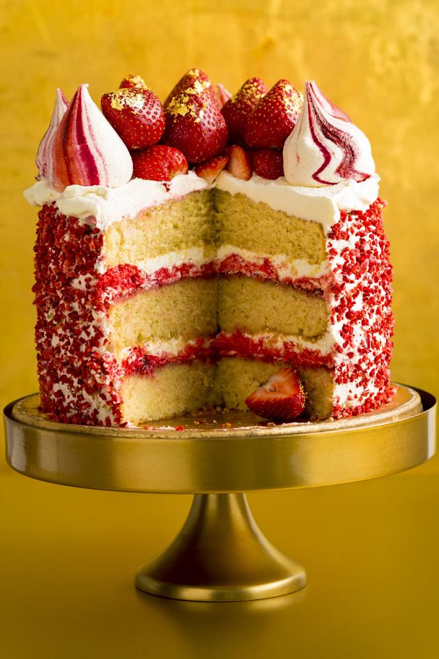 Easy Recipes Sponge Cake