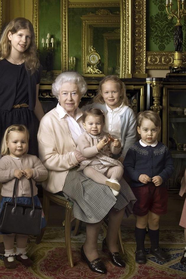 The Striking Similarities Between Princess Charlotte And