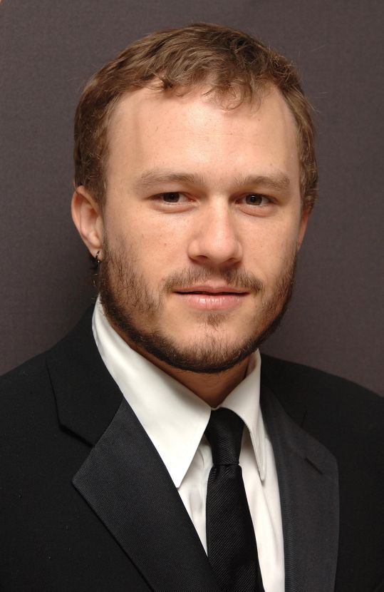 Stars Pay Tribute To Heath Ledger PHOTOS News