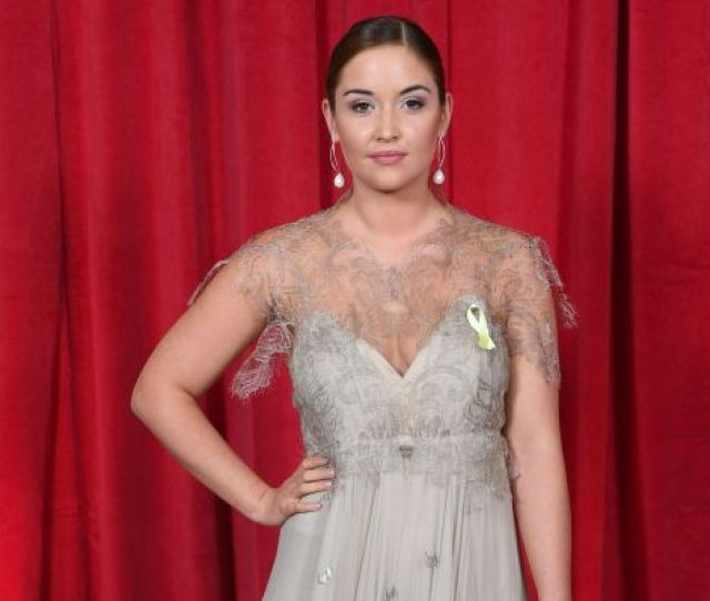 Jacqueline Jossa To Fight To Defend Her Title As Sexiest Female At Inside Soap Awards