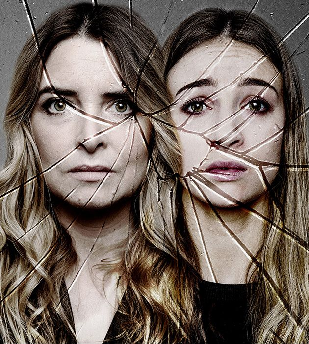 Charity Dingle young and older
