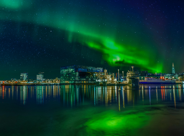 Best Places See Northern Lights 2017