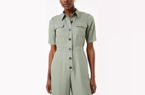 marks spencer spring utility jumpsuit