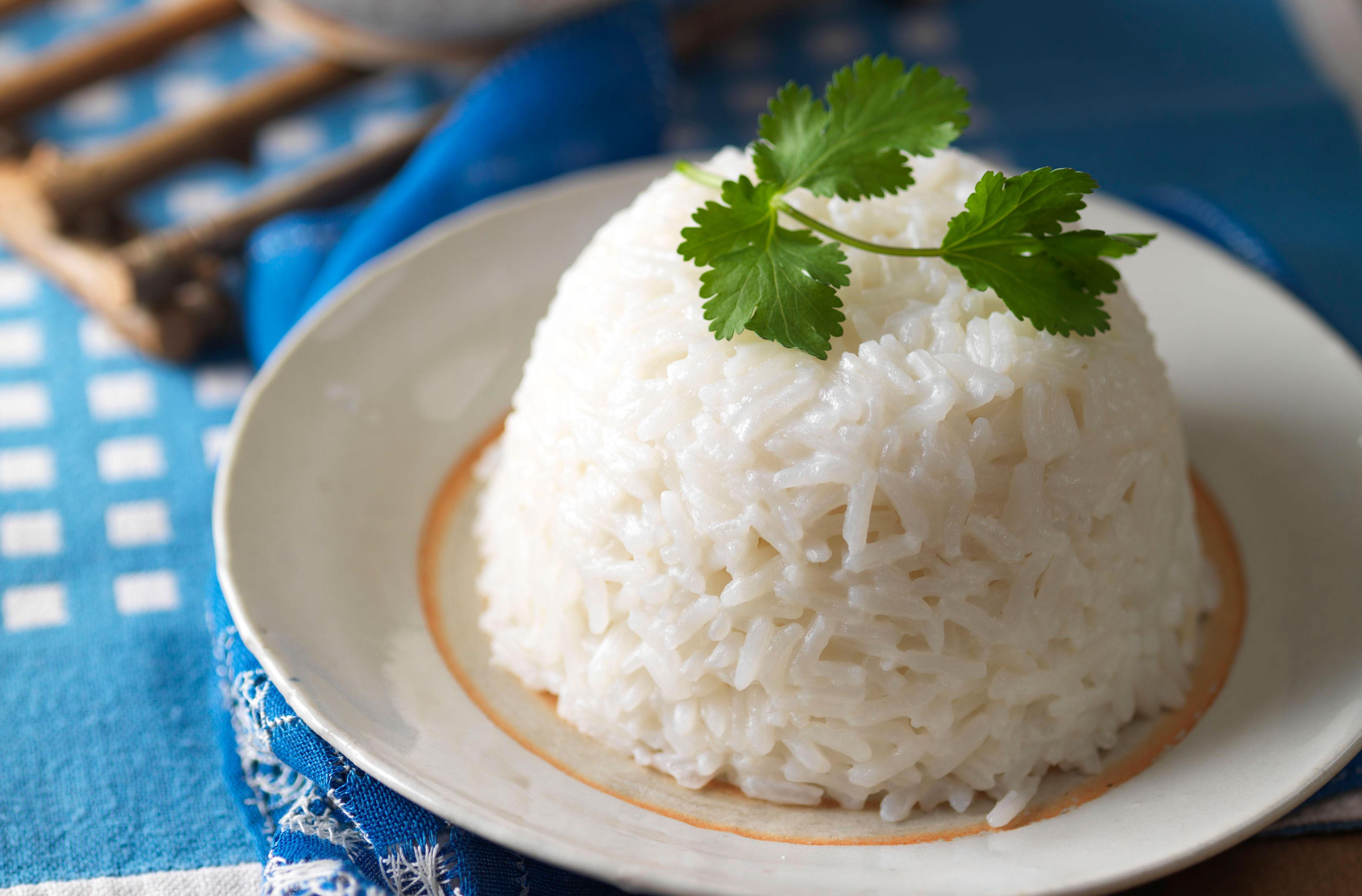Thai Coconut Rice Thai Recipes Goodtoknow