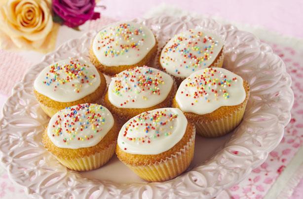 Basic Fairy Cakes Recipe