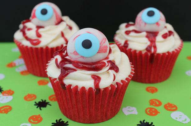 16 Halloween Cupcake Recipes