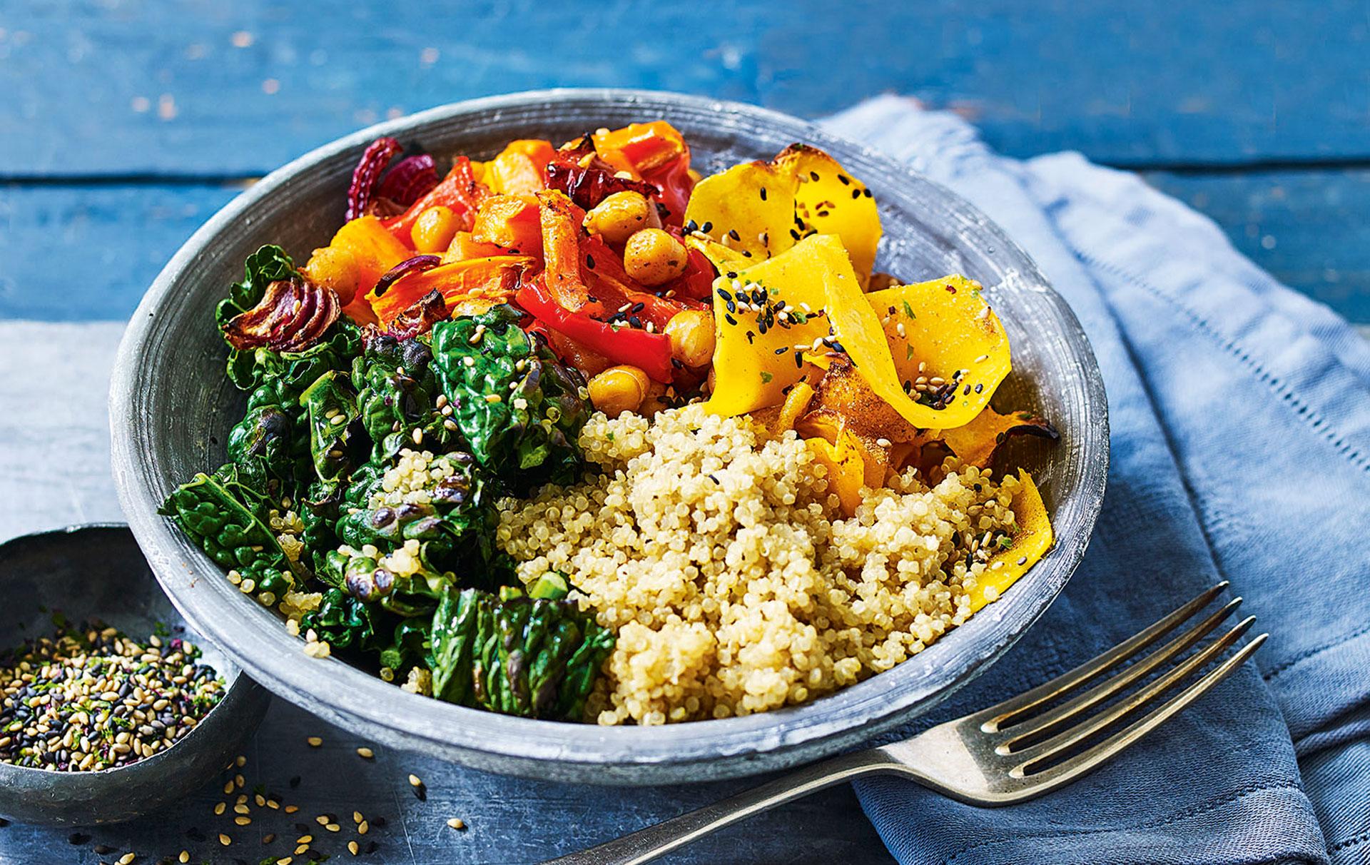 Vegan Buddha Bowl Dinner Recipes Goodtoknow
