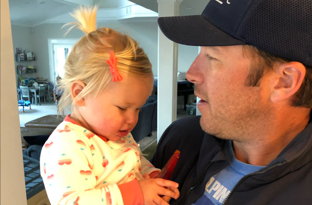 Olympian Bode Miller Reveals His 19 Month Old Daughter Has