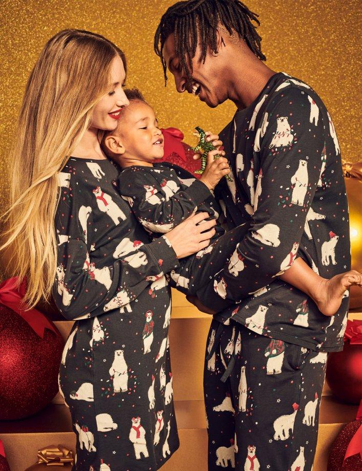Marks and Spencer Christmas pyjamas