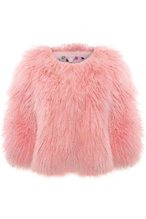 Charlotte Simone Pink Bomber Jacket, £475