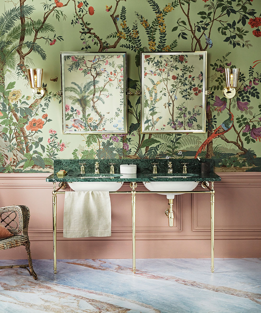 Bathroom trends 2020 - inspiring new looks for your space
